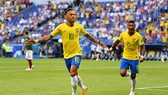 內馬爾領銜的巴西隊成為奪冠頭號熱門。(圖源:互聯網)