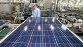 太陽能發電板生產項目正受到國內外業者的關注。
