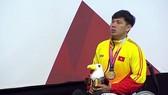 武清松發揮出色奪得3枚金牌。