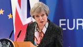 英國首相特蕾莎‧梅。(圖源:互聯網)