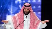沙特阿拉伯王儲穆罕默德‧薩勒曼指卡舒吉遇害令人痛心。(圖源:AP)