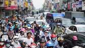交通擁堵造成經濟巨大損失。