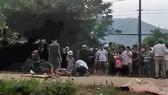 車禍現場致3死1傷。(圖源:文勝)
