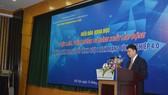 國家社經資訊與預報中心主任陳鴻光博士為研討會致開幕詞。(圖源:NCIF)
