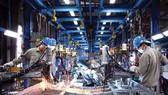 工商部:概算今年前10個月,整個工業生產指數(IIP)同比增逾10.4%。(示意圖源:互聯網)