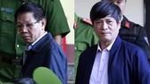 2名被告人潘文永(左圖)與阮清化。