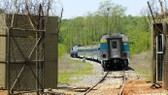 韓國總統府青瓦台24日確認,韓朝鐵路聯合考察獲得聯合國對朝制裁豁免。(圖源:互聯網)