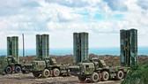俄羅斯S-400防空導彈系統。(圖源:互聯網)