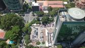 在市中心近 5000 平方米地皮被視為黃金地段。(圖源:勞動者報)