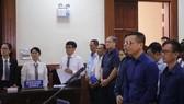 法庭場面一瞥。(圖源:Vietnamnet)