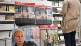 據在日本獨家發售普京月曆的連鎖零售店Loft表示,普京2019年月曆在名人月曆銷售榜排第一位。(圖源:互聯網)