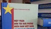越南南方民族解放陣線資料書籍出版