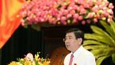 市人委會主席阮成鋒。(圖源:嘉謙)