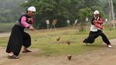 苗族過年習俗的文化活動精彩,也是非物質文化遺產。