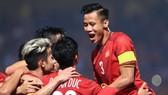 越南隊以4比2擊敗菲律賓隊。(圖源:越通社)