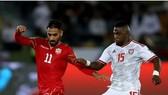 阿聯酋-巴林(紅衣)比賽一瞥。(圖源:互聯網)