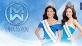 圖為越南世界小姐選美宣傳海報。(圖源:互聯網)
