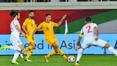澳大利亞隊3比2送敘利亞隊出局。(圖源:互聯網)
