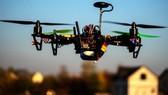 UK Airprox board:在2018年的前11個月中英國記錄到120起無人機危險接近有人駕駛飛機的案例。(示意圖源:互聯網)