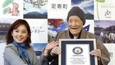 全球最高齡男性去世享年 113 歲