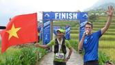 峴港市男運動員陳唯光奪得冠軍。