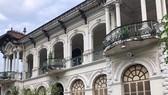 座落於武文秦街110-112號的百年老別墅。
