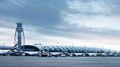 去年迪拜機場國際旅客量全球第一。圖為迪拜機場一瞥。(圖源:互聯網)
