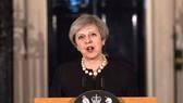 英國首相特蕾莎‧梅。(圖源:路透社)
