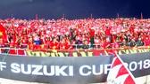 越南球迷們。(圖源:互聯網)