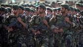 伊朗伊斯蘭革命衛隊。(圖源:互聯網)