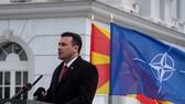 """馬其頓正式更名""""北馬其頓共和國""""。圖為北馬其頓共和國總理札耶夫。(圖源:互聯網)"""