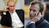 俄羅斯總統普京當地時間16日與法國總統馬克龍進行電話交談,雙方一致支持儘快啟動敘利亞憲法委員會工作。(圖源:互聯網)