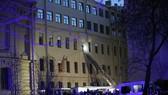 聖彼得堡建築垮塌  86 人疏散
