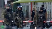 圖為德國反恐特種部隊。(圖源:互聯網)