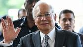 馬來西亞前總理納吉布。(圖源:AFP)