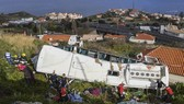 葡萄牙旅遊大巴墜山致29人死亡