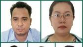 """涉嫌""""組織媒介潛逃台灣""""案的5名嫌犯。(圖源:公安機關提供)"""