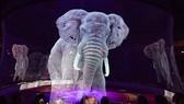 馬戲團使用 3D 技術模擬真實動物表演
