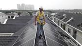 屋頂太陽能發電系統逐漸走進千家萬戶。(圖源:互聯網)