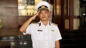 阮文順大尉。