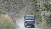 Khai thác đá ở Kiên Giang, 2 công nhân tử vong