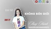 Người mẫu Thúy Hạnh làm đại sứ tình nguyện sinh viên