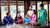 Vũ Ngọc Đãng làm phim ngắn về tết