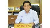 Ông Trần Đình Hồng, Trưởng Ban Tổ chức Thành uỷ Đà Nẵng