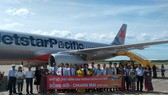 Chuyến bay đầu tiên từ Quảng Bình đi Chiang Mai (Thái Lan)