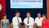 Công bố thành lập Ban điều phối quản lý tổng hợp lưu vực sông Vu Gia - Thu Bồn và vùng bờ