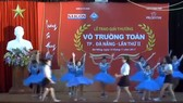 Lễ trao giải thưởng Võ Trường Toản tại Đà Nẵng