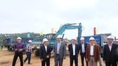 Lãnh đạo TP Đà Nẵng kiểm tra sản xuất đầu năm