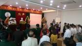 Các cựu binh Trường Sa tổ chức lễ tưởng niệm và tri ân 64 liệt sĩ Gạc Ma