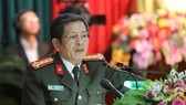 Đại tá Lê Văn Tam, nguyên Giám đốc Công an TP Đà Nẵng bị kỷ luật khiển trách
